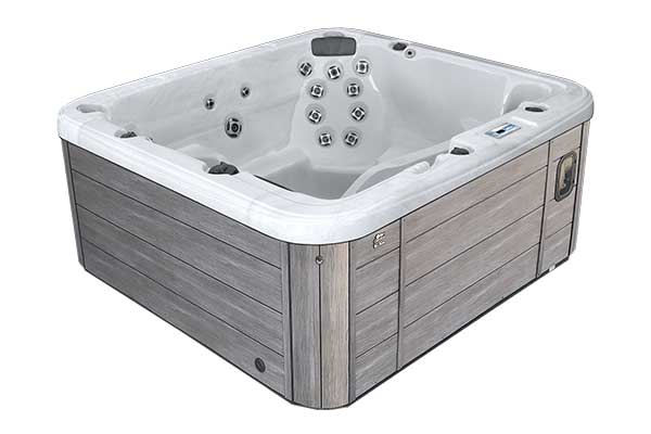 6 Seater Lounge Hot Tub