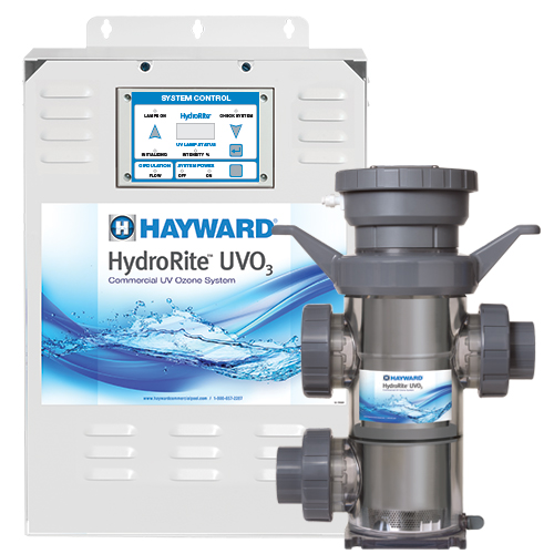 HyroRite Water Treatment UV Systems for Pools
