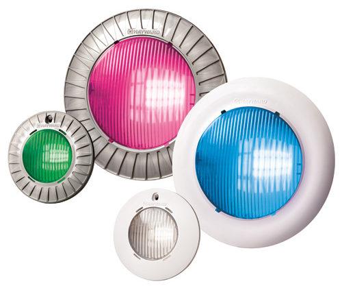 Colorful LED Pool Lights